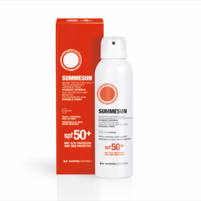 SummeSun Spray SPF50+