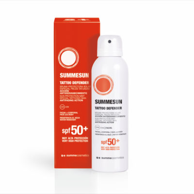 SummeSun tattoo SPF50 met doos
