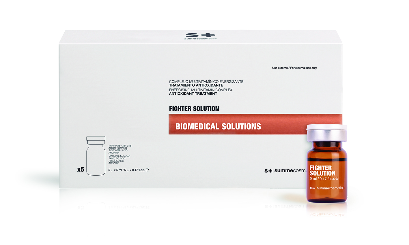 Biomedical Solution Fighter